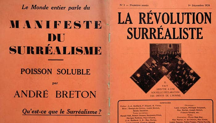 La revolución surrealista
