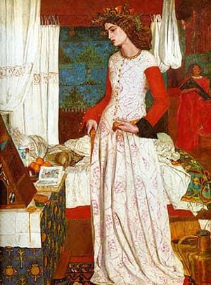 La bella Isolda, de William Morris