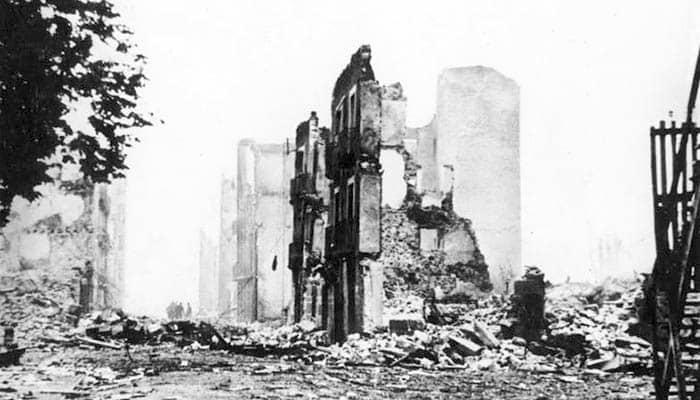 Bombardeos de Guernica durante la guerra civil española