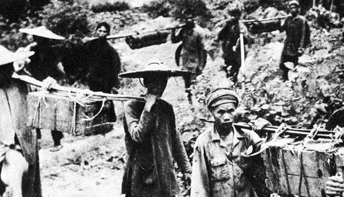 Ruta de Hồ Chí Minh en la guerra de Vietnam