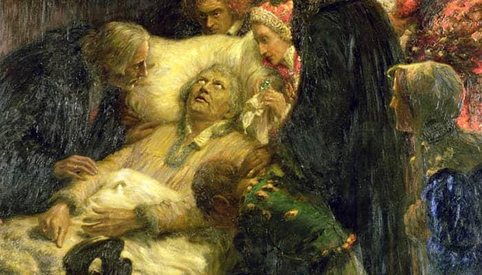 Muerte de Martín Lutero