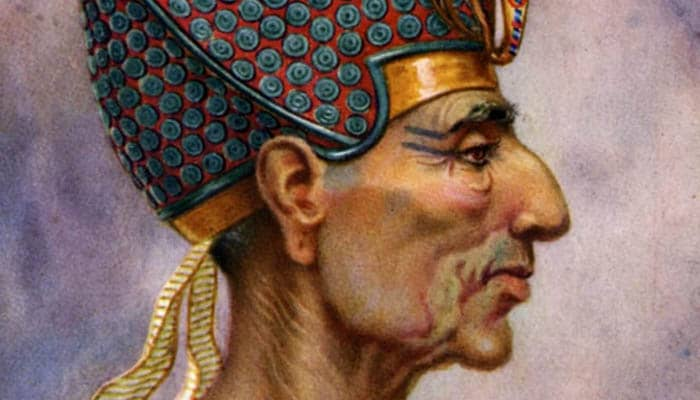 Ilustración de Ramsés II
