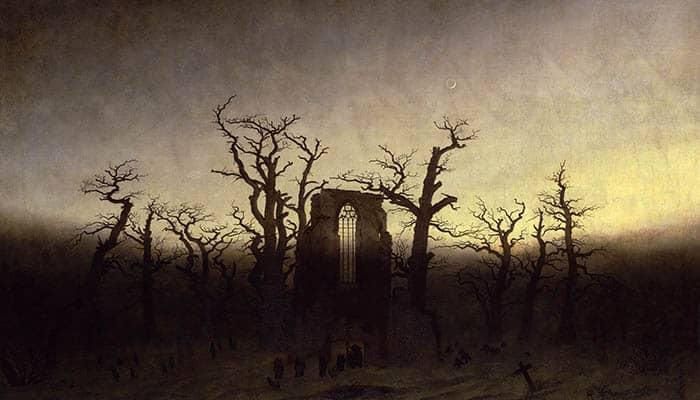 La abadía en el robledal