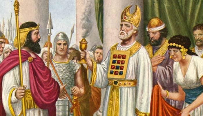 Vestimentas de los hebreos