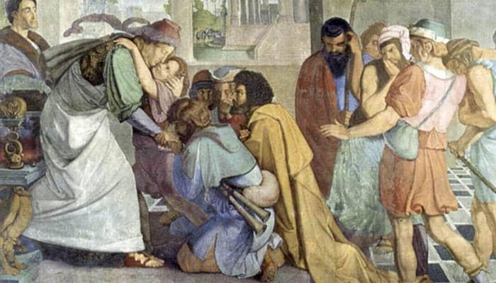 José se presenta a sus hermanos