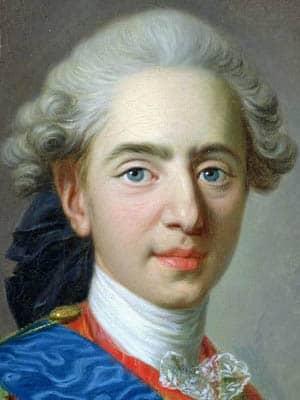 Retrato del delfín Luis de Francia a la edad de 15 años
