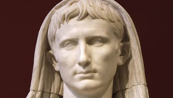 Augusto de via Labicana